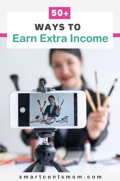 There are 2 basic ways that lead to financial freedom…making more money and saving money. You may be wondering what options you have for earning extra income. Try these tips for the best ways to earn extra income! Easy Money Online, Best Online Jobs, Make Easy Money, Way To Make Money, Earn Extra Income, Earn Extra Cash, Extra Money, Earn Money From Home, Money Saving Tips