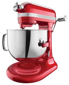 KitchenAid 7夸脫(約6.6升)食材攪拌器, $599.99 kitchenaid.ca, 800 807 6777