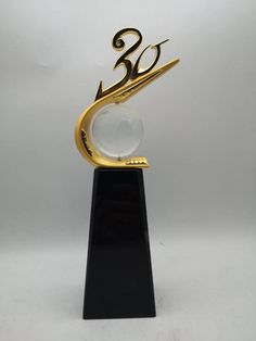 Personalized Silver Track Winged Foot Trophy with Custom Engraving Prime Crown Awards Track Winged Foot Trophies