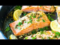 Baked Lemon Salmon In Foil Recipe.Salmon In Foil With Lemon And Dill Dinner At The Zoo. Garlic Lovers Salmon In Foil Baked Or Grilled Gimme . Baked Salmon In Foil Easy Healthy Recipe. Home and Family Oven Baked Salmon, Baked Salmon Recipes, Fish Recipes, Grilled Salmon, Wild Salmon Recipe Baked, Lemon Recipes, Clean Eating Snacks, Healthy Snacks, Healthy Recipes