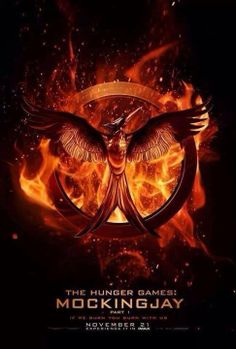 Poster: Hunger Games: Mockingjay Part 1