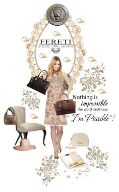 """Join Fereti Contest! Win €50 Coupon from Fereti"" by ragnh-mjos ❤ liked on Polyvore featuring Kunst"