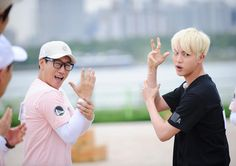 Instagram Related to BTS [160520]  [ Shooting scene picture of RunningMan Ep.300 '7 vs 300' ] BTS Jin & RM Jin. Same dance, Different feeling. RM members & guests will do missions related to number '300'. RM Ep.300 special on May 22 at 6:30pm KST on #SBS.  [ 런닝맨 제300회 '7 vs 300' 촬영 현장 사진 ] 런닝맨 석진과 방탄소년단 석진의 같은 댄스 동작, 다른 느낌. 런닝맨 멤버들은 게스트들과 숫자 '300'과 관련된 다양한 미션들을 수행할 예정. 런닝맨 제300회 특집 5월 22일 일요일 오후 6시30분 방송. ••• #BehindTheScenes #BTS #Running