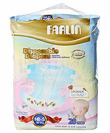#Farlin #Disposable #Baby #Diapers #NewBorn to Small. #newbornbaby #babydiaper