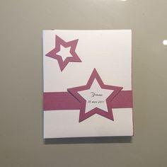 nice Idées cadeaux pour la fête des mères 2017  - Mini album photos - Idée fête des mères - Cadeau naissance - Modèle étoiles... Check more at https://listspirit.com/idees-cadeaux-pour-la-fete-des-meres-2017-mini-album-photos-idee-fete-des-meres-cadeau-naissance-modele-etoiles/