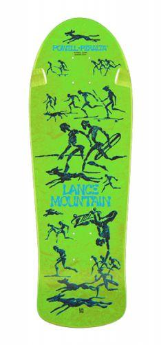 Powell Peralta Skateboards LTD Bones Brigade Lance Mountain Re-Issue Deck  PRE-ORDER SHIP d5ff7dff3cd