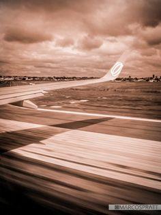 Autoral. Impressões nas viagens pela Gol Linhas Aéreas