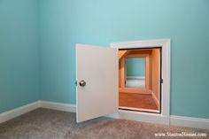 Secret Room for Kids   Secret Passages in Homes
