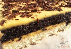 Kokos je velmi oblíbený, proto neváhejte a vyzkoušejte. Hungarian Cake, Hungarian Recipes, Food Porn, Salty Snacks, Challah, Cheesesteak, I Foods, Tiramisu, Baking Recipes