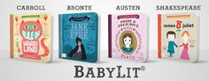 how awesome is this--babylit series