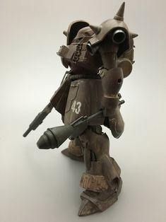 第43MS中隊 ギラドーガ サブ画像2