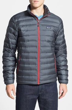 Patagonia Water Repellent 800 Fill Power Down Sweater Jacket available at Boys Winter Coats, Mens Winter Coat, Winter Jackets, Mens Wool Coats, Mens Overcoat, Patagonia Down Sweater Jacket, Military Style Coats, Mens Raincoat, Trench Coat Men