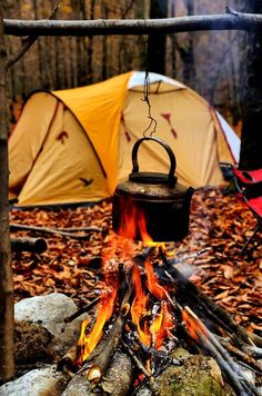 Can't wait for fall camping!