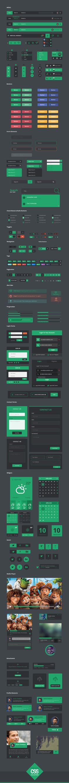 Vertical-Infinity-UI-Kit