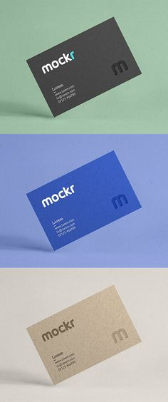Realistic Business Card Mockup Templates – My Friends Page Business Card Design Inspiration, Business Design, Personal Cards Design, Name Card Design, Bussiness Card, Brochure Template, Mockup Templates, Business Card Mock Up, Name Cards