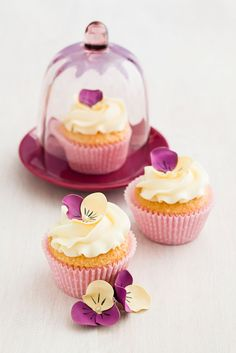 Decorated cupcakes by Elisabeth Coelfen on 500px