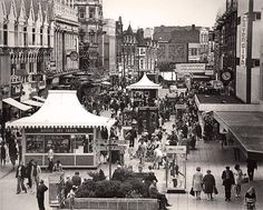 Southend High Street photo by Philip Rosz. Essex England, Leigh On Sea, Sea Pictures, Local History, Family History, British Seaside, Sense Of Place, The Good Old Days, Great Britain