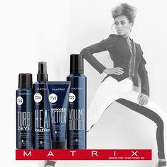 Haz tu mezcla. Potencia cualquier estilo. Con los productos [PREP] de Style link prepara el cabello para el look deseado ¡No te lo pierdas!  http://ohpeluqueros.com/shop/linea/styling-matrix
