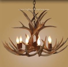 8 Light Large Mule Deer Antler Chandelier- At Rocky Mountain decor we take pride in finding the best in quality products. Deer Antler Chandelier, Antler Lights, Chandelier Lighting, Chandeliers, Rustic Light Fixtures, Rustic Lighting, Lighting Ideas, Cowhide Ottoman, Mountain Decor