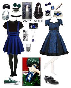 Black Butler: Daughter of Ciel Phantomhive Casual Cosplay, Cute Cosplay, Cosplay Dress, Cosplay Outfits, Anime Outfits, Cosplay Costumes, Cool Outfits, Casual Outfits, Anime Inspired Outfits
