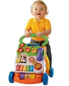 Vtech Sit-to-Stand Learning Walker is a set of games developed for the growth of the baby. All babies can play Vtech Sit-to-Stand Learning. Baby Toys, Baby Baby, Kids Toys, Children's Toys, Baby Lernen, Vtech Baby, Push Toys, Sit To Stand, Activity Toys