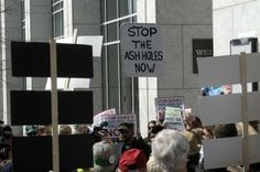 Photos - Duke ash protest 02.25.14 - CharlotteObserver.com