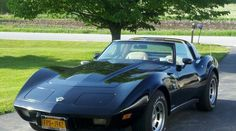 1978 Corvette   That's the dream car right there.