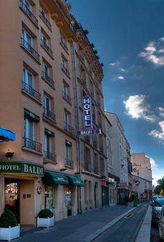 Hotel Baldi in Paris