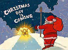 Christmas is coming!!!! Yu-Ming Huang illustration