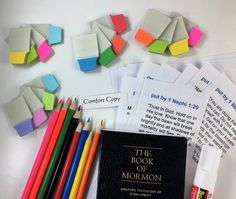 COMFORT Copy KIT for DIY verses and modern day quotes to