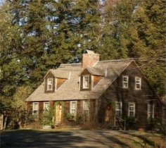 tasha tudor House in Vermont Corgi Cottage