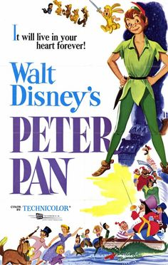 Peter Pan 11x17 Movie Poster (1976)