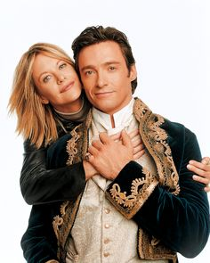 Kate and Leopold - loved this time traveling tale!