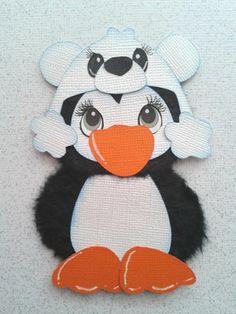 Penguin with Polar Bear Hat Costume Fall Winter Summer Tear Bear Kira AP4P | eBay