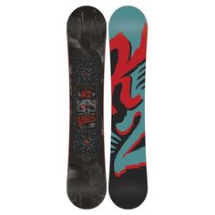 The K2 Vandal fits the bill for all the budding rippers out their looking for their first, or maybe even second, deck. The Vandal has loaded all the fun of K2's adult freestyle boards into a smaller sized package so all the potential pros of tomorrow have the best possible start on their journey into snowboarding. #snowboarding #kids #snowboard