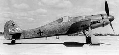 Captured Focke-Wulf Ta 152