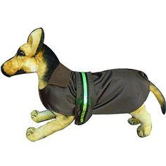 """Aus der Kategorie Winterjacken & -mäntel  gibt es, zum Preis von   <b>Beschreibung:</b>  <br> Leuchtstoffstreifen auf der Rückseite, keine Sorgen über Ihren Hund  <br> Einfarbig, allgemeine Harmonie und Niedlichkeit  <br> Wir haben 5 Größe: ML, XL, XXL, XXXL, und 3 Farben Kaffee, schwarz und blau, besuchen Sie einfach unseren Shop.  <br>  <b>Größe:</b>  <br> Größe-----Rückenlänge---Halslänge---Brustlänge  <br> S--------12.2""""(31cm)----11.4""""(29cm)--15.4""""(39cm)  <br…"""