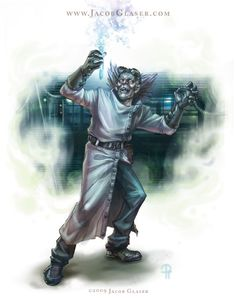 Mad Scientist by illgnosis on DeviantArt Character Concept, Character Design, Mad Scientists, Creatures Of The Night, Inventors, Steampunk Clothing, Dieselpunk, Character Illustration, Macabre
