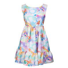Little Twin Stars x Care Bears Bow Back Dress