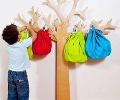 Toy Storage Tree