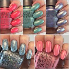 Morgan Taylor nail lacquer