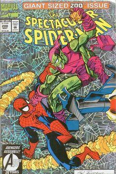 Spectacular Spider-Man 200- Sal Buscema