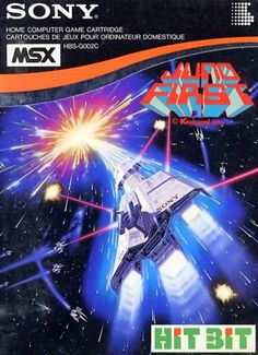 Juno First for MSX