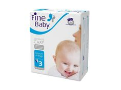 Fine Baby Premium diapers are specially designed for heavy wetters! #Diapers #Nappies #Absorbent