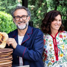 At Casa Maria Luigia, the B&B in Modena run by chef Massimo Bottura and his wife Lara Gilmore, people sleep among works of art and dine in the carriage house.