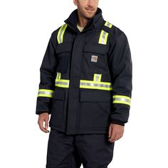 97bc3a181a26 Flame Resistant Extremes Arctic Coat