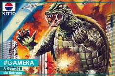 Gamera - A Guardiã do Universo | Modo Meu