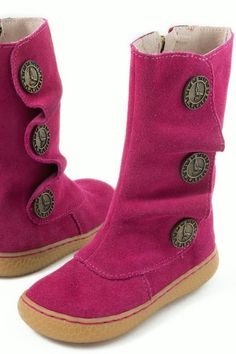 Livie & Luca  FALL 2014 Marchita Suede Boot Fuchsia, Available for PRE-ORDER in Fuchsia and Ocean Blue, Sizes 6-13