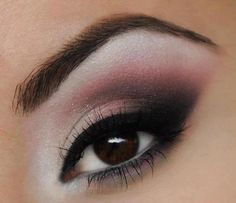 INSPIRATION :: Romantic Pink & Smoky Eye