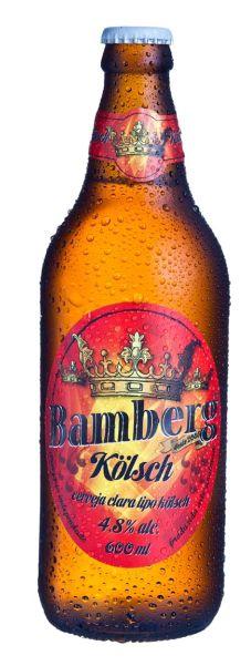 Cervejaria Bamberg relança o rótulo BambergKölsch